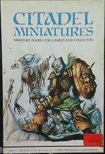 1983 Bryan Ansell's Heroic Adventurers Starter Set Citadel Boxed Pre Slotta AD&D