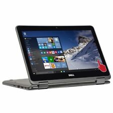 "New Dell Inspiron 11.6"" Touch HD 2-in-1 Laptop/Tablet Intel Quad-Core 4GB 500GB"