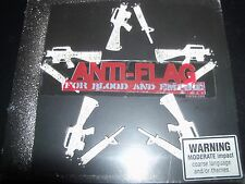 Anti–Flag / Anti Flag For Blood And Empire CD – Like New