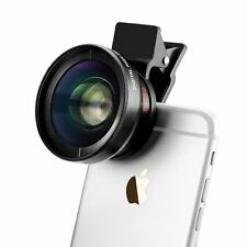 0.45X Wide Angle & 12.5X Macro HD Camera Lens for iPhone 6/6S Plus Galaxy S6/S5