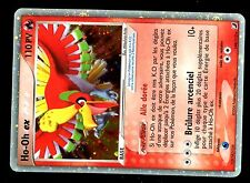 POKEMON EX FORCES CACHEES HOLO N° 104/115 HO-OH EX