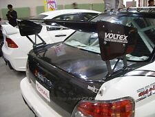 Subaru Impreza GD WRX 7-9 Carbon Fiber Voltex Rear Spoiler GT Wing with Base