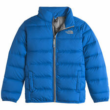 NWT North Face Boys Andes Down Jacket in Jake Blue, Sz XXS, $99