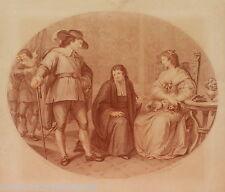 ETCHING GRAVURE ACQUATINTA Francesco Bartolozzi Gian Battista Cipriani 1700 (2)