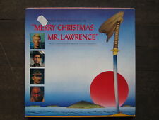 "LP - O.S.T. MERRY CHRISTMAS MR. LAWRENCE - DAVID BOWIE - RYUICHI SAKAMOTO ""TOP!"""