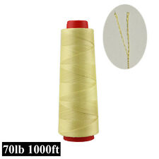 1000ft 70lbs Twisted Kevlar Fiber Line String Fishing Line Outdoors Kite Line