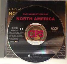 2001- 2003 TOYOTA PRIUS Genuine Factory Navigation DVD Gen 3