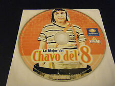 Lo Mejor del Chavo del 8 - Vol. 5 (DVD, 2004, No English Subtitles) - Disc Only!