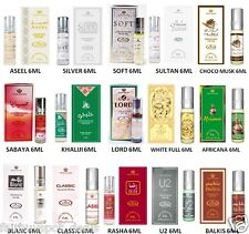 AL REHAB 6ML Perfume Roll On (Attar Ithar) 3's Pack ~ Pick Any 3~ Free Shipping