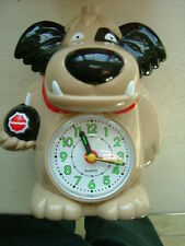 Mutley barking mad dog novelty alarm clock  Barking New Year 2016 Birthday Gift