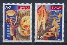 Georgien 480/81 postfrisch / Cept (1983) .......................................
