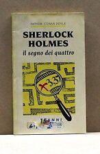 SHERLOCK HOLMES: IL SEGNO DEI QUATTRO - A. C. Doyle [Libro, n.3]