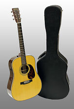 Martin HD-28E Retro Acoustic Electric Aged-Natural Guitar with Hardshell Ca