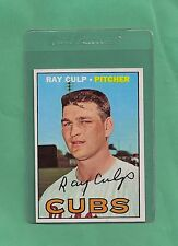 1967 Topps Chicago Cubs Ray Culp # 168 NM-MT Low Pop!!