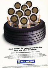 2000 Michelin Tire Awards - Original Car Advertisement Print Ad J158