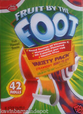 Fruit By The Foot FRUIT ROLL UP Fruit Snack 42 Ct.