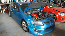 HOLDEN COMMODORE VE E3 HSV R8 CLUBSPORT LS3 MANUAL WRECKING. WHEEL NUT