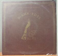 DIANA ROSS Lady Sings The Blues 1972 VINYL 2 LP Set Motown 758 w Book SUPREMES