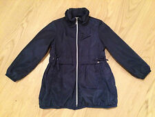 Geox Girl Coat NAVY BLUE