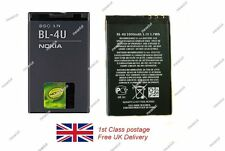 NEW GENUINE NOKIA BL 4U BATTERY FOR NOKIA ASHA 300 3120 5730 5330 6212 6600 8800
