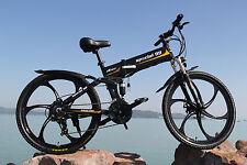 """Elektro Fahrrad Pedelec E-Bike Special99 eRacer 26"""" PEDELEC ALU, 350W, schwarz"""