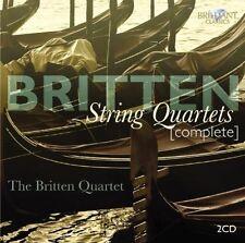 The famille quartet-famille: COMPLETE string quartets 2 CD NEUF famille, Benjamin