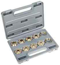 Router Template Guide Bushing Set w/ Case for Porter C. Dewalt Makita Bosch Jigs