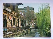 UDINE La Roggia BIRRA MORETTI vecchia cartolina
