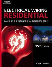 Electrical Wiring Residential: Based On The 2005 National Electric Cod-ExLibrary