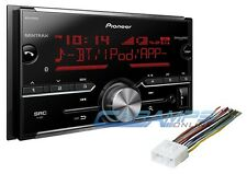 NEW PIONEER DOUBLE 2 DIN CAR STEREO RADIO BLUETOOTH W/ DIGITAL MEDIA PLAYER