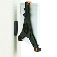 "IPAD 4 3 2 1 AIR UNIVERSAL WALL MOUNT HOLDER GALAXY TAB 8.9""-10.4"" TABLET GRIP"