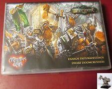 Avatars of War AoWPL11 Dwarf Doomcrushers (20) Miniatures King's Guard Warriors