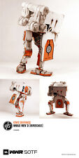 ThreeA World War Robot CIVIC DEFENCE MULE REV 3 BIRDCAGE Figure 1/6 Scale 3A WWR