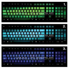 Mechanical Keyboard Cherry MX Keycap / Key cap Vinyl Decals - 013