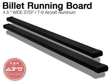 2000 2006 Toyota Tundra Extended Aluminum Black Billet Running Boards Side Step