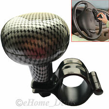 Steering Wheel Knob Spin Spinner Sports Car Fast Handle Turning Ball Lorry Truck
