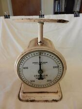 Vintage Chatillon 500 Grams Metal Scale Made in USA (H1)