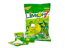 ANAHUAC LIMON 7 100ct, Salt & Lemon Powder, Mexican Candy GREAT W BEER & TEQUILA
