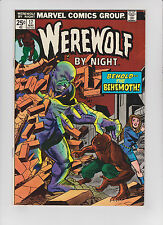 Werewolf By Night 17 --- RARE KEY Comic book