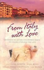 G, From Italy with Love: The Lure of Capri/An Open Door/To Florence with Love/Ro