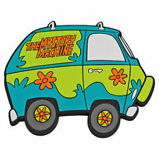RETRO CARTOON SCOOBY DOO COASTER - Mystery Machine Drink Place Mat CAMPER VAN