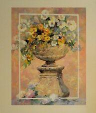 Willem Haenraets Blumen Poster Kunstdruck Bild 60x50cm - Kostenloser Versand