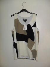 NWT H&M Fashion Star Printed Top Designed by Kara SIZE: US 6 /EUR36