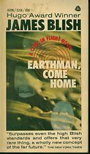 EARTHMAN, COME HOME (Cities in Flight #3)  by James Blish
