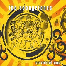 Scrambled Eggs by The Spongetones (CD, Jan-2009, CD Baby (distributor))