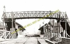 Fenton Railway Station Photo. Stoke - Bucknall & Northwood. North Stafford Rly