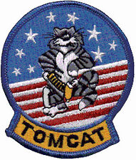 Patch Aviation TOMCAT US army Ecusson Insigne