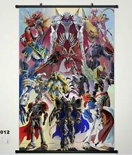 Digimon adventure 15th Anniversary Home Decor Poster Wall Scroll Digital 012
