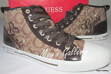 GUESS Sneaker High Top  Sport  Athletic  Walking Shoe Shoes Flip Flop NIB Sz 8