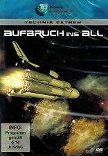 DVD NEU/OVP - Aufbruch ins All (Discovery World, Technik Extrem)